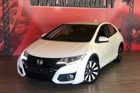 Honda Civic 1.4 IVTEC ELEGANCE NAVI